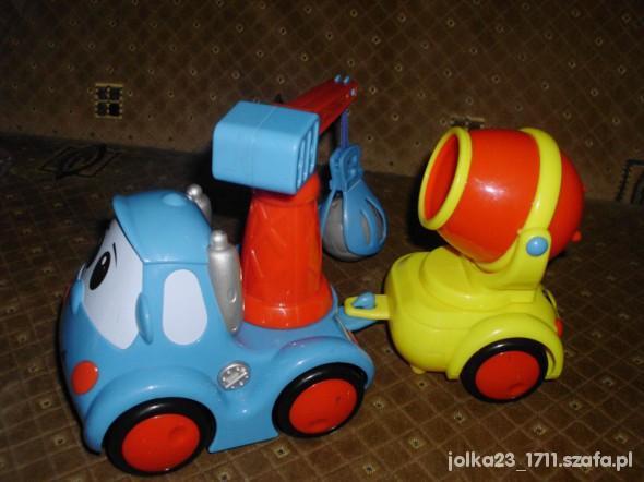 Zabawki Duży fajny samochód chicco