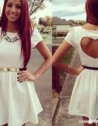sukienka z sercem