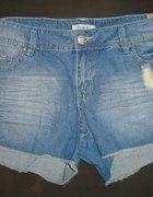Spodenki PIMKIE roz 42 XXL jeans