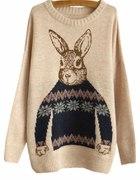 zając w sweterku