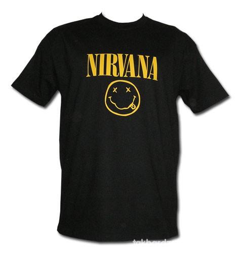 Kupie chętnie bluzy i bluzki męskie nirvana
