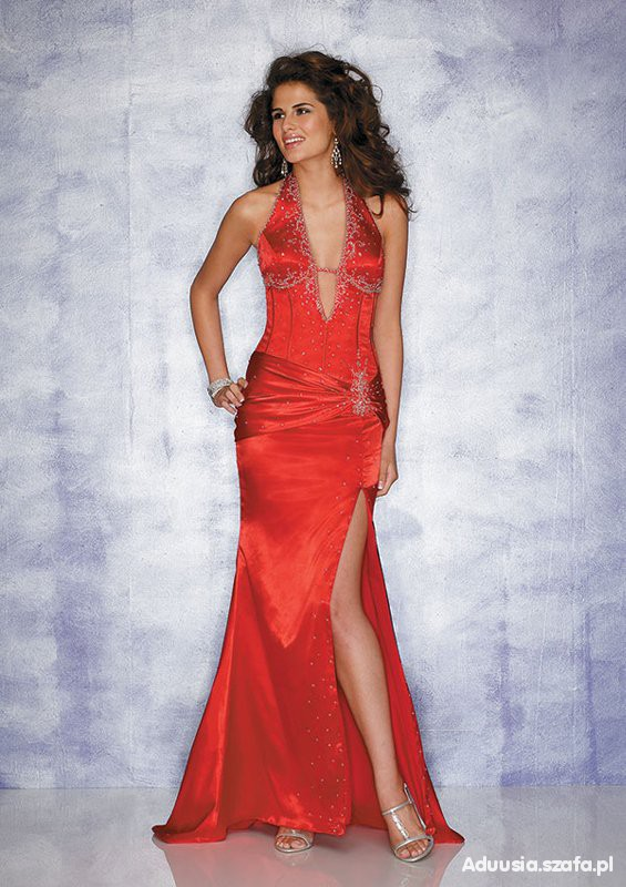 Na specjalne okazje RED DRESS