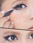 powiększenie oczu