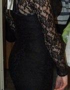 koronkowa sukienka sylwester