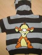 sweterek z tygryskiem