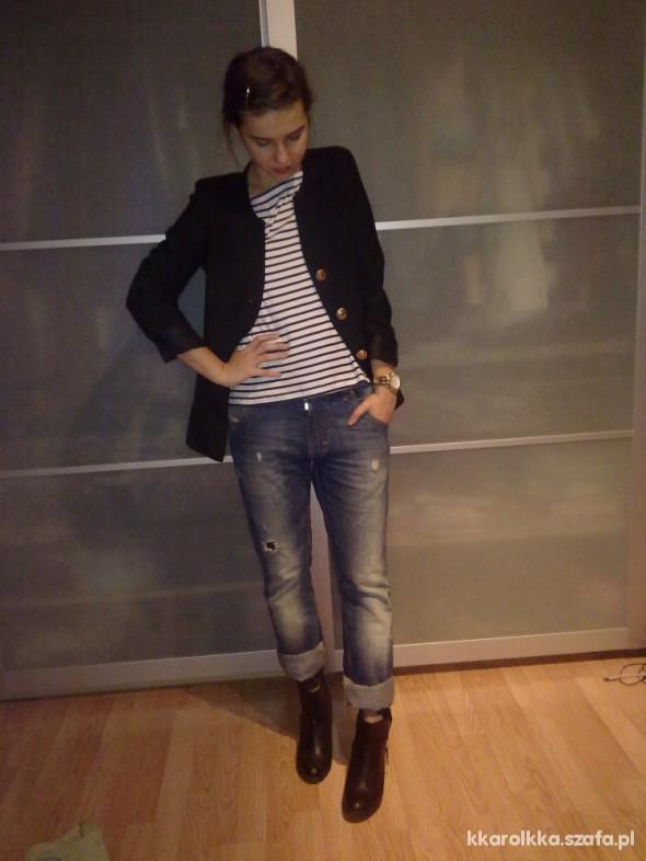 Mój styl bfs jeans