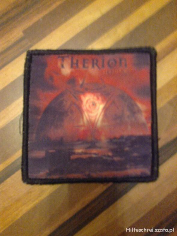 Pozostałe naszywka Therion
