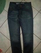 jeansy z Garcii...