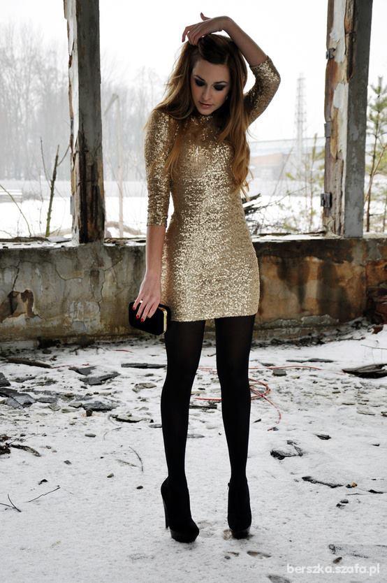 sukienka sylwester