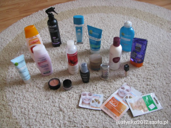 Zestawy zestaw kosmetyków taniooooo