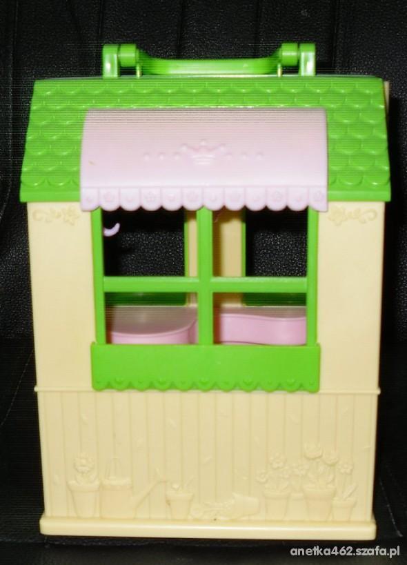 Zabawki Mały rozkładany domek