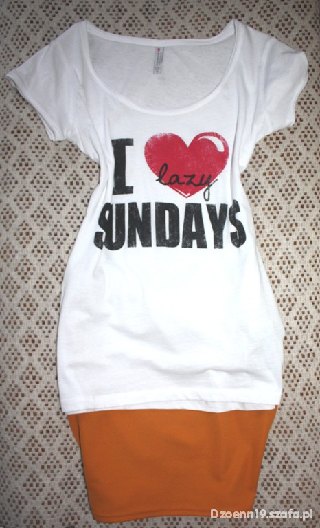 I LOVE LAZY SUNDAYS