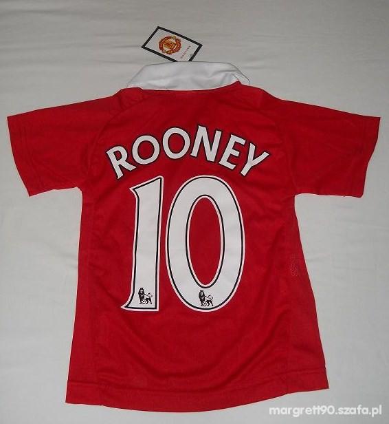 Komplety Rooney Manchester United 104cm