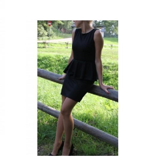 Suknie i sukienki Baskinka klasyczna