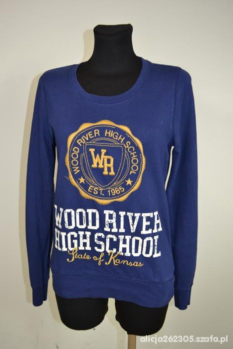 Ubrania Bluza college Vero moda