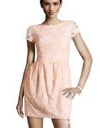 H&M koronkowa sukienka conscious collection...
