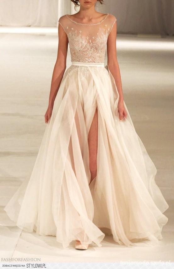 Na specjalne okazje Wymarzona suknia ślubna