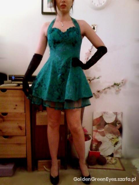sukienka w stylu lat 60 w Ubrania Szafa.pl