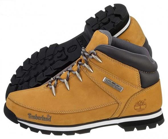timberland botki obuwie