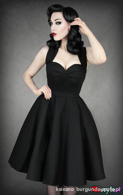 Pin upowa sukienka restyle