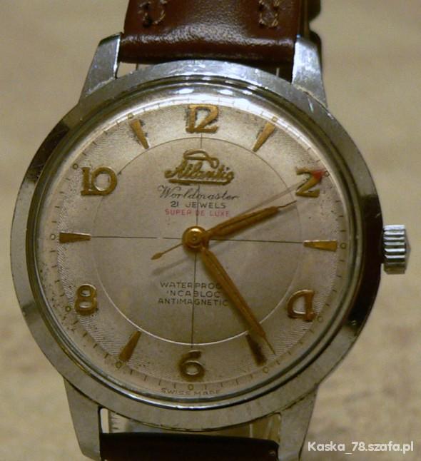 stare zegarki mechaniczne