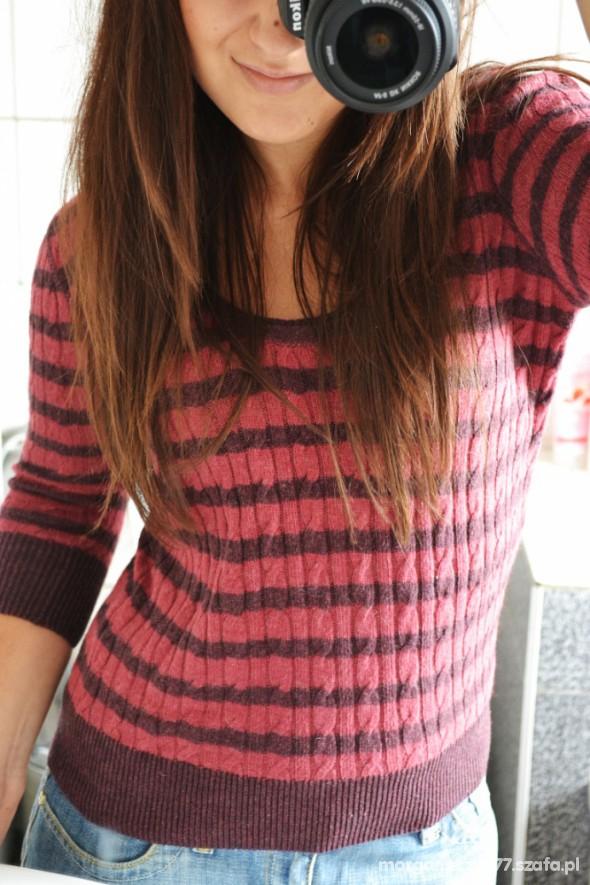 marki cross mega sweterek