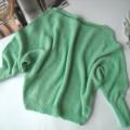 nowy miętowy sweter 25 WYPRZEDAŻ