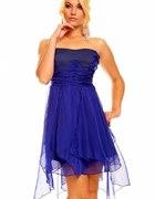 Super elegancka sukienka marki Ethina