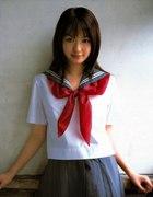 Najprawdziwszy japoński mundurek