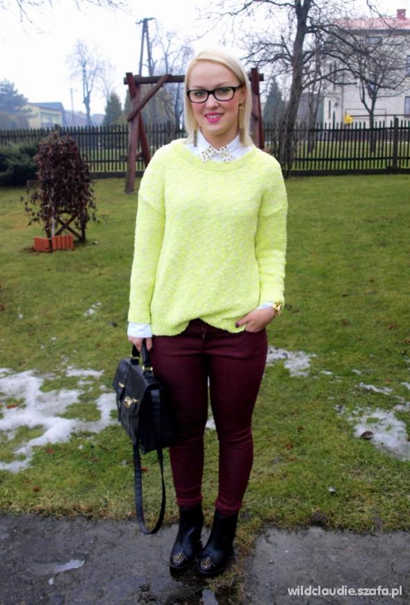 Blogerek Sweterek