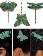 spinka motyl lub spinka ważka