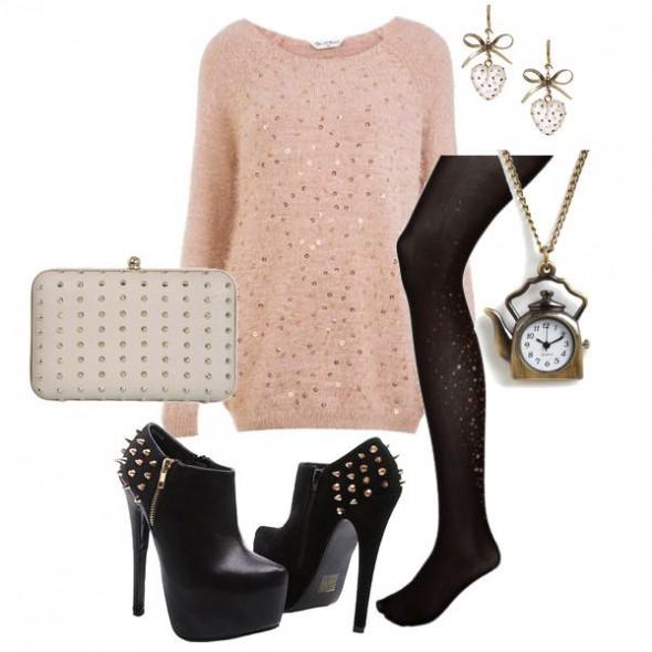 Romantyczne Sweterek
