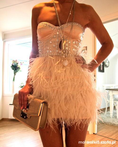 sukieneczka na sylwestra