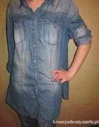 Koszulka jeansowa
