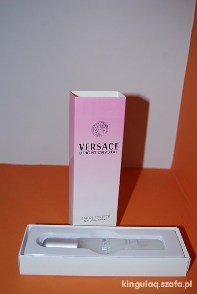 VERSACE BRIGHT CRYSTAL DAMSKIE 20ML TESTER