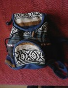 Hippie plecaczek