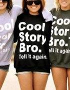 Bluza cool story bro