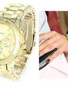 Złoty zegarek Geneva POSZUKUJĘ