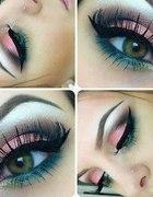 słodki make up