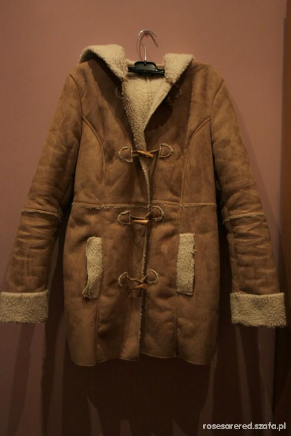 Odzież wierzchnia Ciepły zimowy kożuch