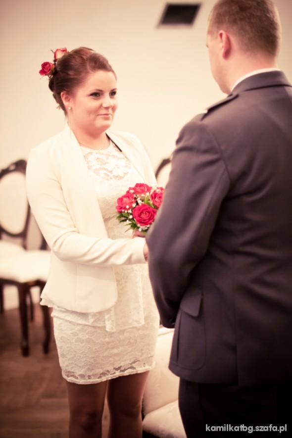 Na specjalne okazje Moja Sukienka Ze Ślubu Cywilnego