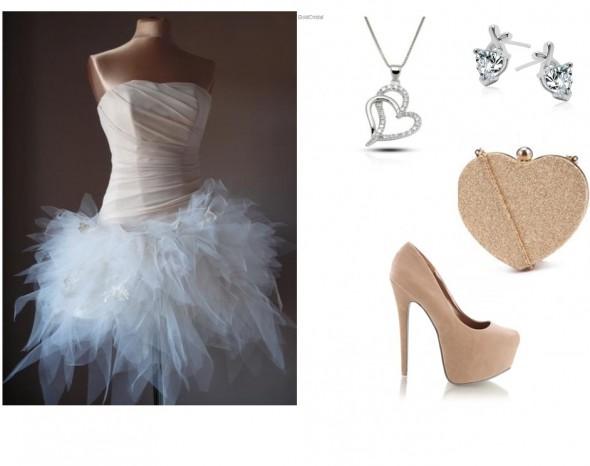 Romantyczne Sukienka na Studniówkę
