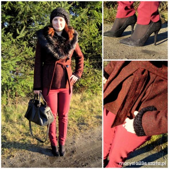 burgund by Marcelka Fashion