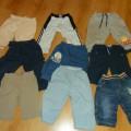Paka 92 ubrań dla chłopca w rozm od 62 do 92