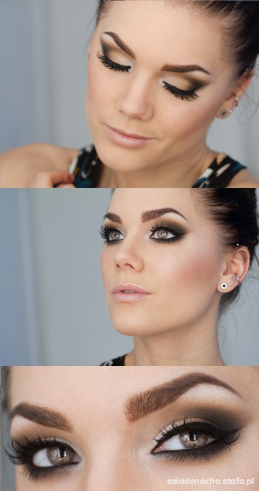 make up na wieczór