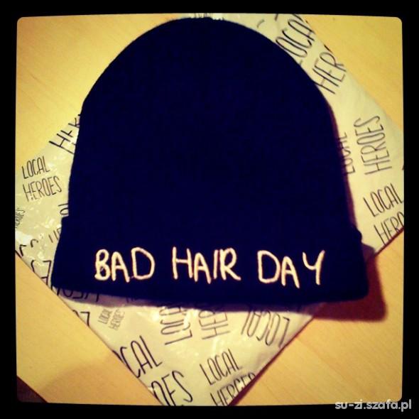 Nakrycia głowy bad hair day local heroes beanie