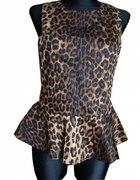 Bluzka pantera baskinka L