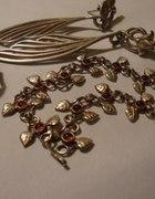 trzy piękne warmetowskie srebra...