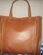 Shopper Bag Atmosphere z ćwiekami