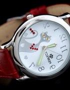 zegarek z kotem...